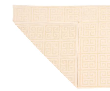 Toalha de Banho Chave Grega - Cru | WestwingNow