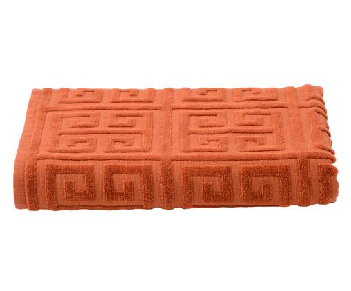 Toalha de Banho Chave Grega - Caramelo, Caramelo   WestwingNow