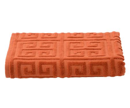 Toalha de Banho Chave Grega - Caramelo | WestwingNow
