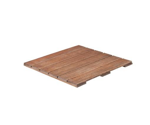 Deck Modular - Nogueira, Marrom   WestwingNow