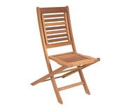 Cadeira Dobrável Parati sem Braços - Jatobá | WestwingNow