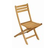 Cadeira Dobrável Mestra Ipanema - Jatobá   WestwingNow