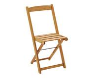 Cadeira Dobrável Veneza - Jatobá | WestwingNow