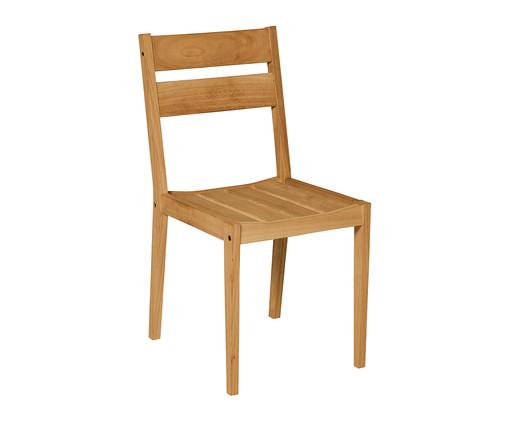 Cadeira Verona sem Braços - Jatobá, Marrom | WestwingNow