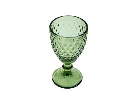 Jogo de Taças para Água em Vidro Ella - Verde | WestwingNow