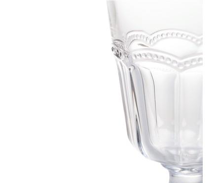 Jogo de Taças para Água em Vidro Yuri - Transparente | WestwingNow