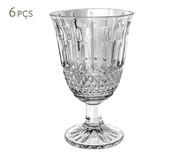 Jogo de Taças para Água Orion - Transparente | WestwingNow