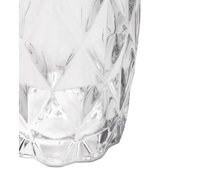 Jogo de Copos para Água em Vidro Iara - Transparente | WestwingNow