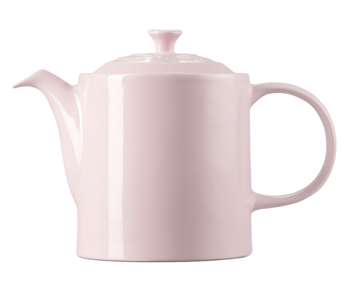 Bule em Cerâmica - Chiffon Pink, rosa | WestwingNow