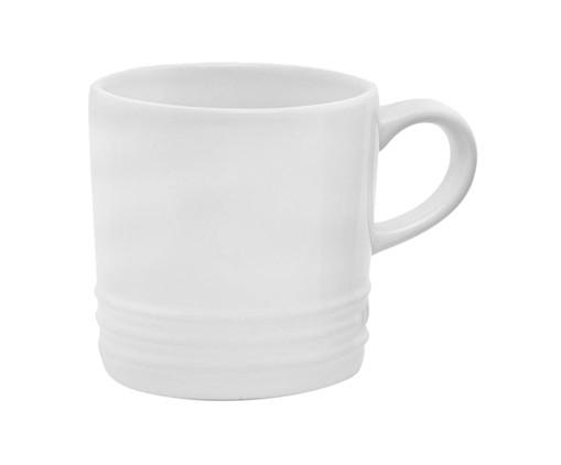 Caneca para Espresso em Cerâmica Le Creuset - Branca, Branco | WestwingNow
