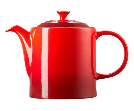 Bule em Cerâmica - Vermelho, Vermelho | WestwingNow