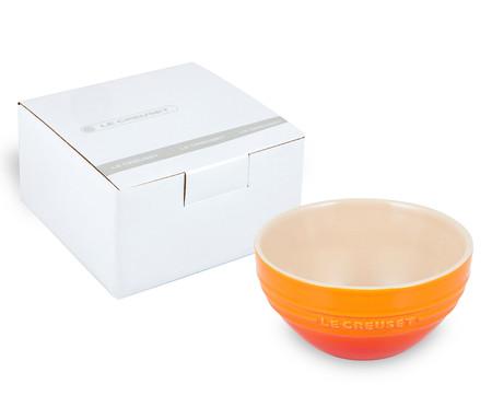 Bowl para Arroz em Cerâmica Zen - Laranja | WestwingNow