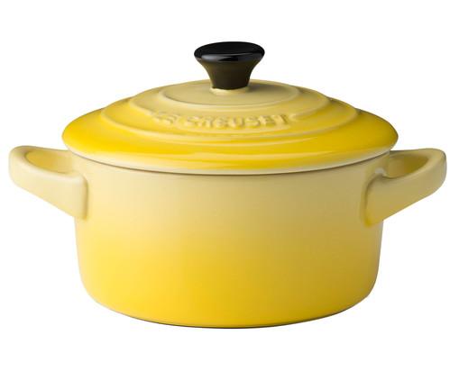 Mini Cocotte em Cerâmica - Amarelo Soleil, amarelo | WestwingNow