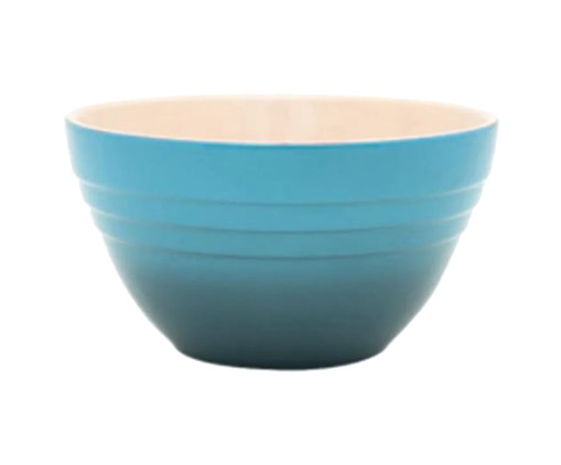 Multi Bowl em Cerâmica - Azul Caribe, azul | WestwingNow