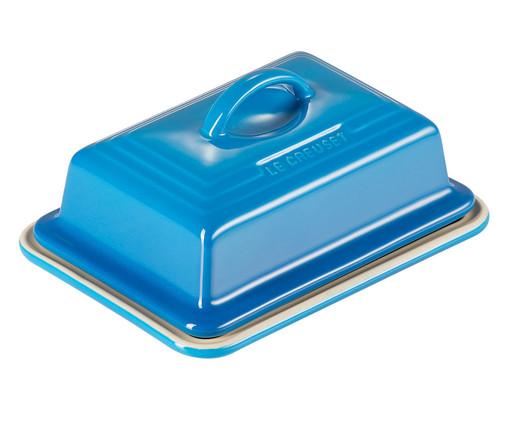 Manteigueira em Cerâmica - Azul Marseille, azul | WestwingNow