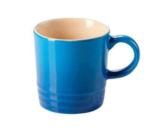 Caneca para Espresso em Cerâmica - Azul Marseille, azul | WestwingNow