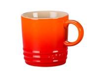 Caneca para Espresso em Cerâmica - Laranja | WestwingNow