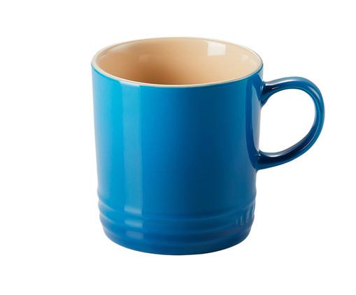 Caneca para Chá em Cerâmica - Azul Marseille, azul   WestwingNow