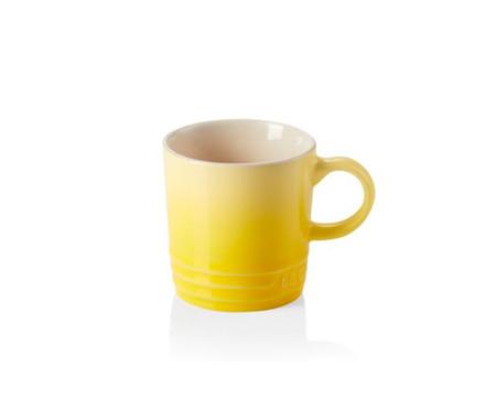 Caneca para Expresso em Cerâmica - Amarelo Soleil | WestwingNow