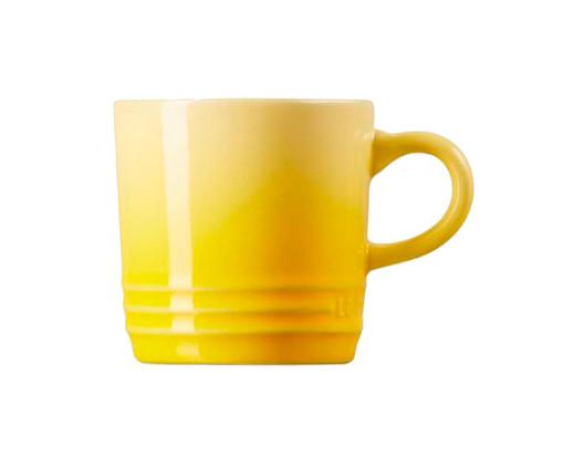 Caneca para Expresso em Cerâmica - Amarelo Soleil, amarelo | WestwingNow