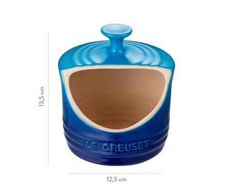 Porta Sal em Cerâmica - Azul Marseille   WestwingNow