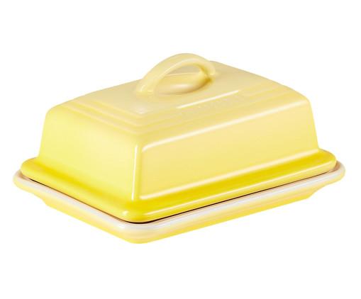 Manteigueira em Cerâmica - Amarelo Soleil, amarelo | WestwingNow