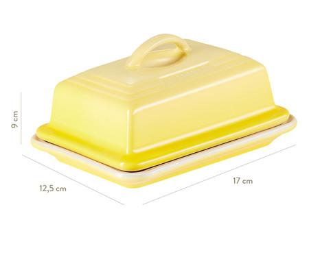 Manteigueira em Cerâmica - Amarelo Soleil | WestwingNow