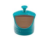 Porta Sal em Cerâmica - Azul Caribe | WestwingNow