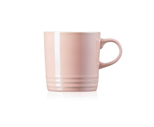 Caneca para Chá em Cerâmica - Chiffon Pink, rosa   WestwingNow
