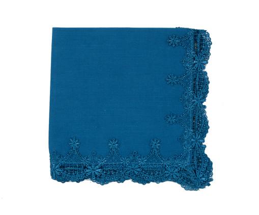 Guardanapo Otavia - Azul, Azul | WestwingNow