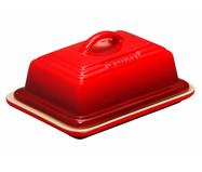 Manteigueira em Cerâmica - Vermelho | WestwingNow