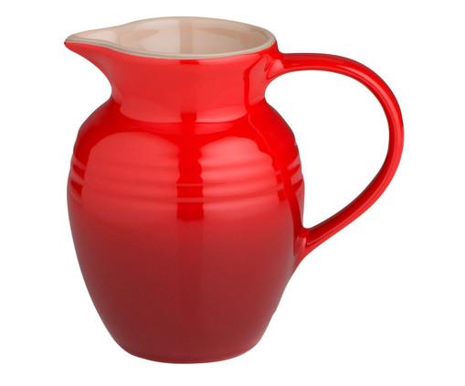 Jarra em Cerâmica - Vermelho, Vermelho | WestwingNow