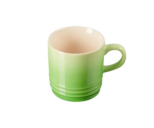 Caneca para Capuccino em Cerâmica - Verde, verde | WestwingNow