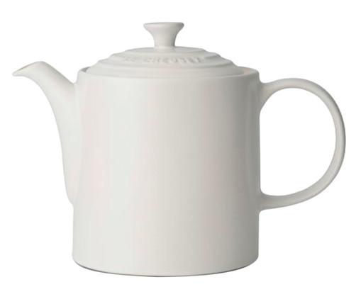 Bule em Cerâmica - Branco, Branco | WestwingNow
