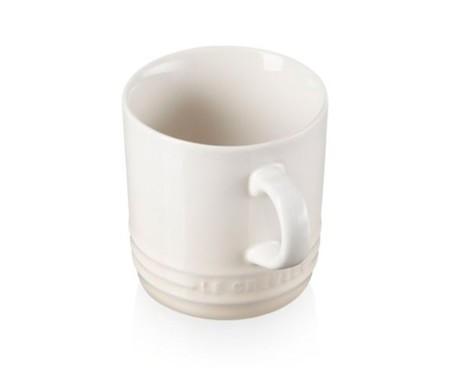 Caneca para Espresso em Cerâmica Meringue Le Creuset - Branca | WestwingNow