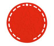 Suporte de Silicone Mandala - Laranja | WestwingNow
