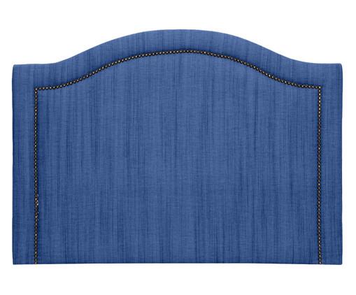 Cabeceira Painel em Linho Joliet - Azul, Azul | WestwingNow