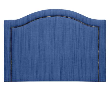 Cabeceira Painel em Linho Joliet - Azul | WestwingNow