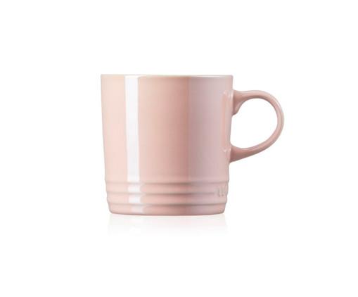 Caneca para Espresso em Cerâmica - Chiffon Pink, rosa   WestwingNow