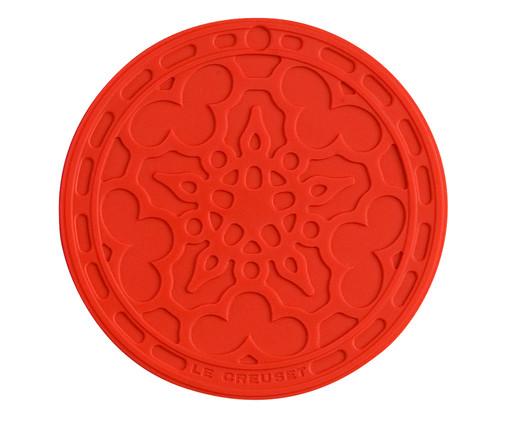 Suporte de Silicone Mandala - Vermelho, Vermelho   WestwingNow