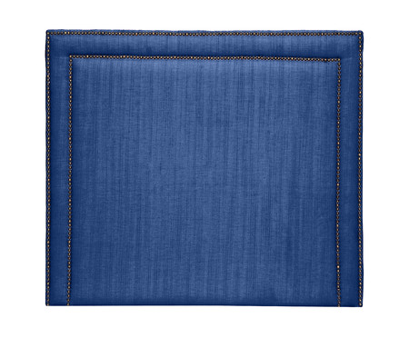 Cabeceira Painel em Linho Adele - Azul   WestwingNow