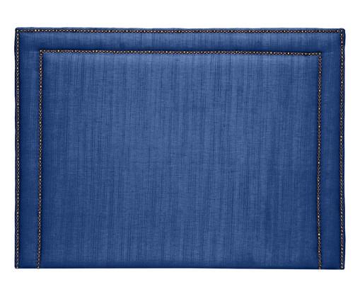 Cabeceira Painel em Linho Adele - Azul, Azul   WestwingNow