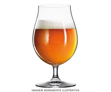 Jogo de Taças para Cerveja em Vidro Zahav - Transparente | WestwingNow