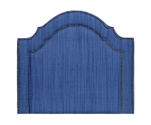 Cabeceira Painel em Linho Royal Tacha - Azul, Azul | WestwingNow