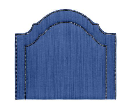 Cabeceira Painel em Linho Royal Tacha - Azul | WestwingNow