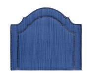 Cabeceira em Linho Royal Tacha - Azul | WestwingNow