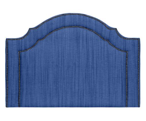 Cabeceira Painel em Linho Royal Tacha - Azul, Azul   WestwingNow