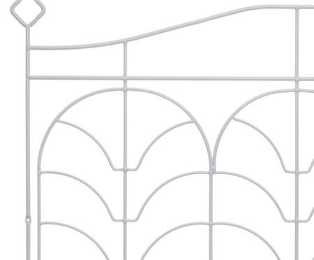 Cabeceira Vitoriana - Branca | WestwingNow