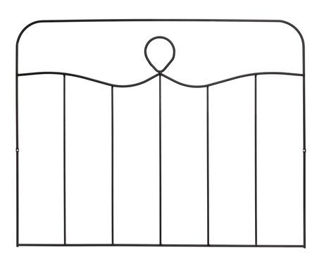 Cabeceira Laço - Preta | WestwingNow