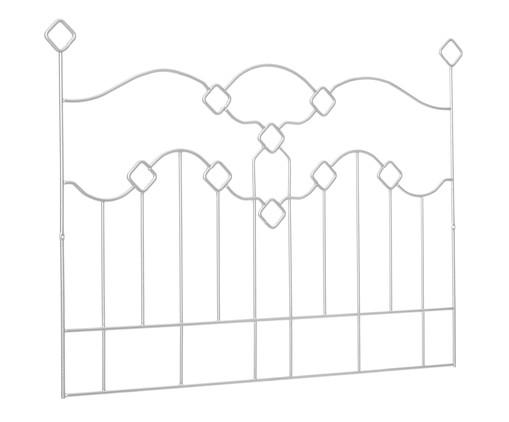 Cabeceira Alhambra - Cromo, prata / metálico | WestwingNow